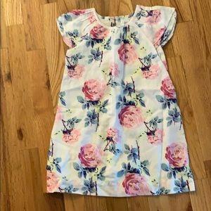 Never worn girls gap dress size 4T